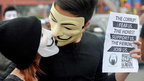#MillionMaskMarch RT LIVE UPDATES of course expact what happens in Russia.. Putin, Expect Us! | Peer2Politics | Scoop.it