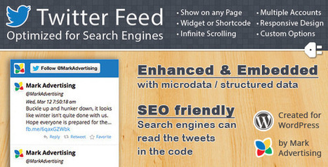 Twitter – Optimized for Search Engines | Social Networks | Scoop.it