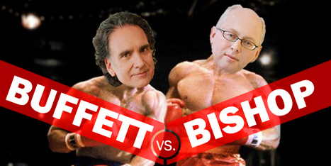 Buffett vs Bishop: A Philanthropic Showdown - LinkedIn Today | Public and Nonprofit Administration | Scoop.it