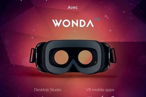 Wonda VR fait rimer 360 et interactivité | Mediakwest | Scoop.it