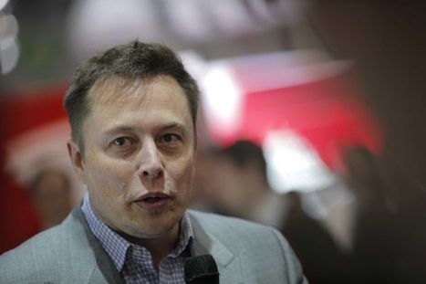 SpaceX chief to Texas: Let's make a deal | The NewSpace Daily | Scoop.it
