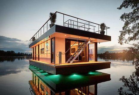 Personnalisez votre houseboat grâce à Rev House   Arkko   Scoop.it