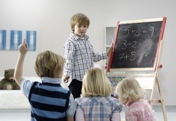 Joan Ganz Cooney Center - Tech and Young Children: U.S. Dept. of Ed Elevates Need for Guidance and PD | Kindergarten | Scoop.it