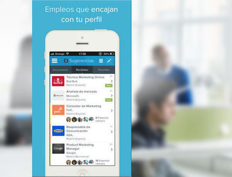 JobAndTalent, para encontrar ofertas de empleo | Batiburrillo.net | Scoop.it