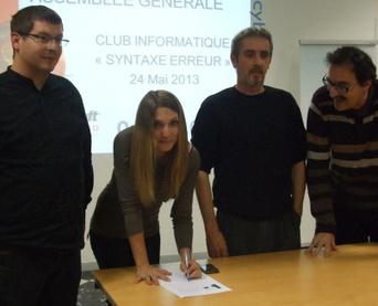 Marie-Charlotte rejoint le club - Le JSL | computer recycling | Scoop.it