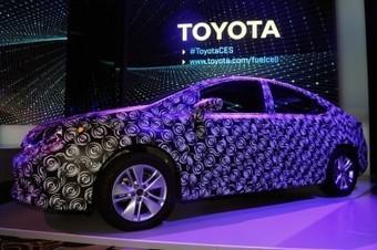 Toyota annonce une voiture roulant à l'hydrogène pour 2015 aux Etats-Unis | Remembering tomorrow | Scoop.it