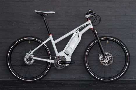 Gates, Bosch, and NuVinci combine to make pedal-assist e-bike concept, not Voltron | Art, Design & Technology | Scoop.it