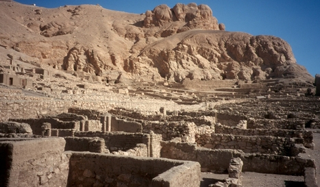 Valley of the Nobles in Egypt | Explore Egypt Travel | Scoop.it