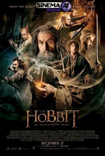 Hobbit: Smaug'un Çorak Toprakları | www.sinemaevinizde.com | Scoop.it