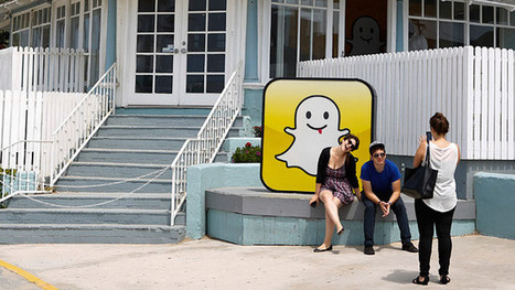 Snapchat's $3 Billion Rejection and the Great Facebook Unbundling | Social Media in Education | Scoop.it