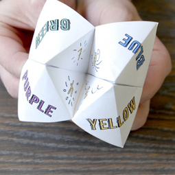 Fortune Teller | EFL Classroom 2.0 | Scoop.it