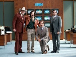 'Anchorman 2′ stars discuss new film - Drexel University The Triangle Online | Body Firming | Scoop.it