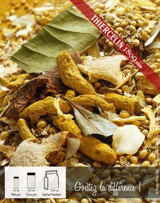 SULTAN, épices concassées   Epices, aromates, poivre et vanille   Scoop.it