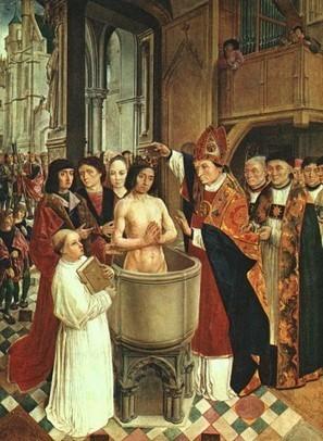 Le baptême sous l'Ancien Régime | blog de Jobris | Scoop.it