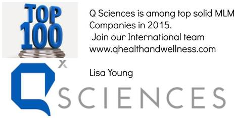Q Sciences | Q Sciences Business Opportunity with Lisa Young | Scoop.it