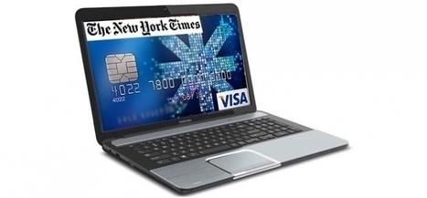 La presse US s'est convertie au payant sur internet | DocPresseESJ | Scoop.it