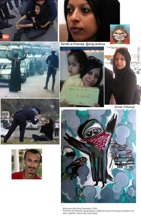 Lets keep Zainab , and her father, Abdulhadi, in our prayers....... | Human Rights and the Will to be free | Scoop.it