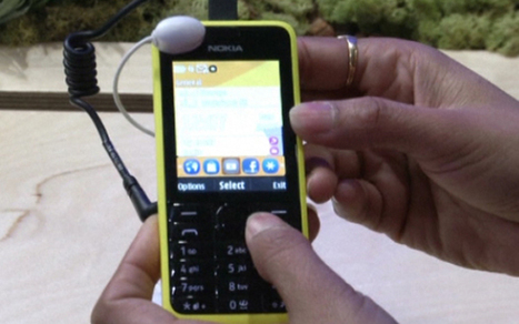 Nokia unveils £13 phone - Telegraph | Nokia BUSS4 Research | Scoop.it
