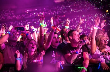 4 technologies changing your concert experience - The Music Network | MUSIC:ENTER | Scoop.it