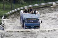 Las inundaciones en Tailandia ya afectan a varios distritos de Bangkok - EFE | Agua | Scoop.it