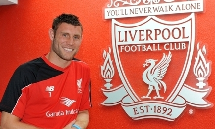 Milner: Why LFC challenge excites me | CLOVER ENTERPRISES ''THE ENTERTAINMENT OF CHOICE'' | Scoop.it