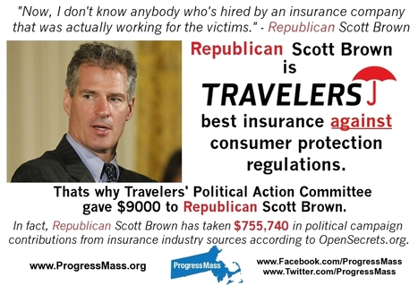 Who's Winning the Big Insurance Primary? | Massachusetts Senate Race 2012 | Scoop.it
