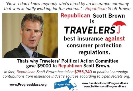 Who's Winning the Big Insurance Primary? | Massachusetts Senate Race 2012 | Scoop.it