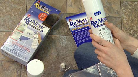Magic ReNew Tub & Tile Refinishing Kit | Bathtub resurfacing | Scoop.it