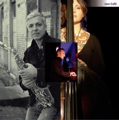 20/03/15 - Pont de l'Arche – Jazz Café avec le Trio Landscape – Salle d'Armes | Dans la CASE & Alentours | Scoop.it