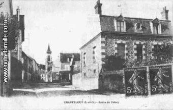Cartes Postales Photos Route de Poissy Chanteloup Les Vignes 78570 des yvelines (78) | Chanteloup Les Vignes | Scoop.it