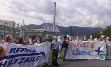 First major tar sands oil shipment arrives in Europe amid protests | Malaysian Youth Scene | Scoop.it