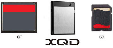 CompactFlash Cards to Be Replaced with the Smaller XQD Format | Everything Photographic | Scoop.it