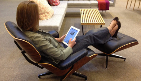 Technology and the Daytime Living Room – Research – Herman Miller | Facility Issues for your Workplace | Scoop.it