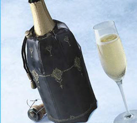Vacu-vin Rapid Ice Champagne Cooler - Champagne Accessories | Home Bar Equipments UK | Scoop.it