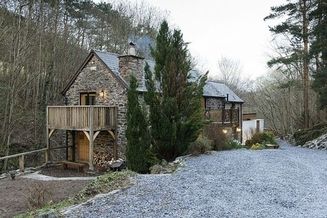 The Berwyn Mill in Corwen | Home Adore | Home Tour | Scoop.it
