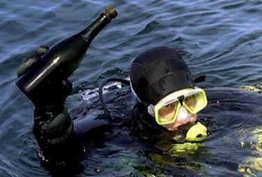 Lorsque le champagne Veuve Clicquot coule - Magazine du vin - Mon Vigneron | Actualités du Vin | Scoop.it