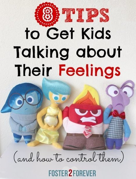 A Fun Way To Teach Children to Control Emotions | Socio-Emotional Learning | Scoop.it