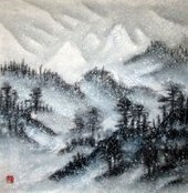 Chinese Snow Paintings for sale! | Artisoo Chinese Painting | Scoop.it