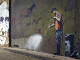 Lo street artist Vhils le sue opere a Torino | Arte Pubblica | Scoop.it