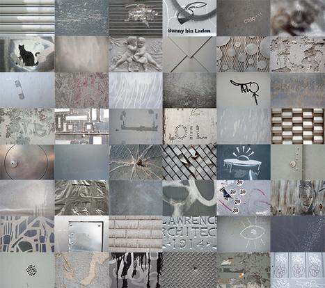 Les murs de New York City dans l'œil de Capucine Bourcart   Villes en mutation, BTS I   Scoop.it