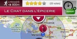 Bistrots Beaujolais, l'application qui dégote les bistrots qui servent du beaujolais | Vin 2.0 | Scoop.it