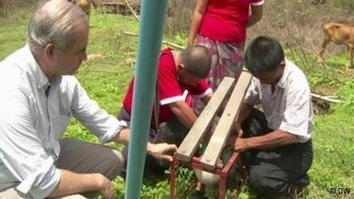 Myanmar: Using design to improve agriculture - Deutsche Welle   Rural Development Southeast Asia   Scoop.it