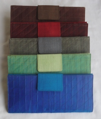 Soft and Fine Silk Clutch Bags, Ethically handmade | Jewelry Making & Beginning Stain Glass | Scoop.it