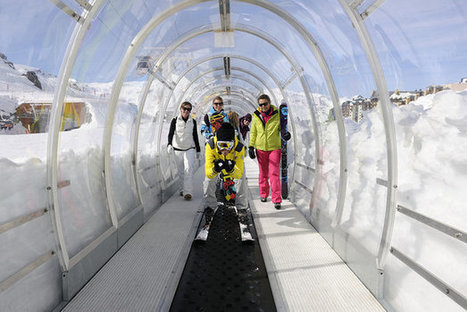 Quel sera le visage de nos stations de ski dans 20 ans ? - Skiinfo | Médias sociaux et tourisme | Scoop.it