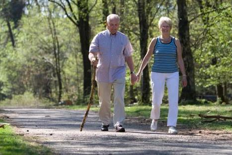 For seniors, daily moderate exercise 'reduces risk of walking disability' | Exercise you Body. | Scoop.it