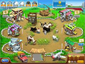 لعبة المزرعة السعيدة 2013 لعب مباشر اون لاين - Farm Game   مآرو آلشبح   Scoop.it