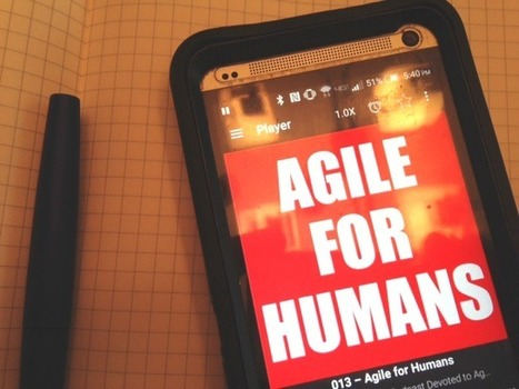 Agile for Humans™ Podcast | Ryan Ripley | Homo Agilis (Collective Intelligence, Agility and Sustainability : The Future is already here) | Scoop.it