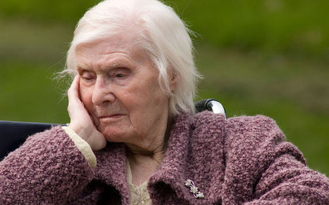 Dementia patients denied care towards end of life - Telegraph.co.uk | Palliative care | Scoop.it