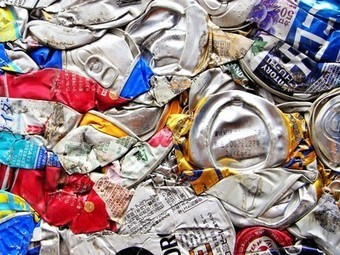 Someday we might get 100% of our aluminum from recycling (using only 5% of ... - Treehugger | Renewable Energy, Waste Minimization & Recycling | Scoop.it