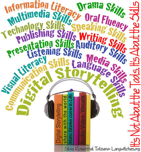 Digital Storytelling- It is not about the Tools...It's about the Skills | Flickr - Photo Sharing! | Just Story It! Biz Storytelling | Scoop.it